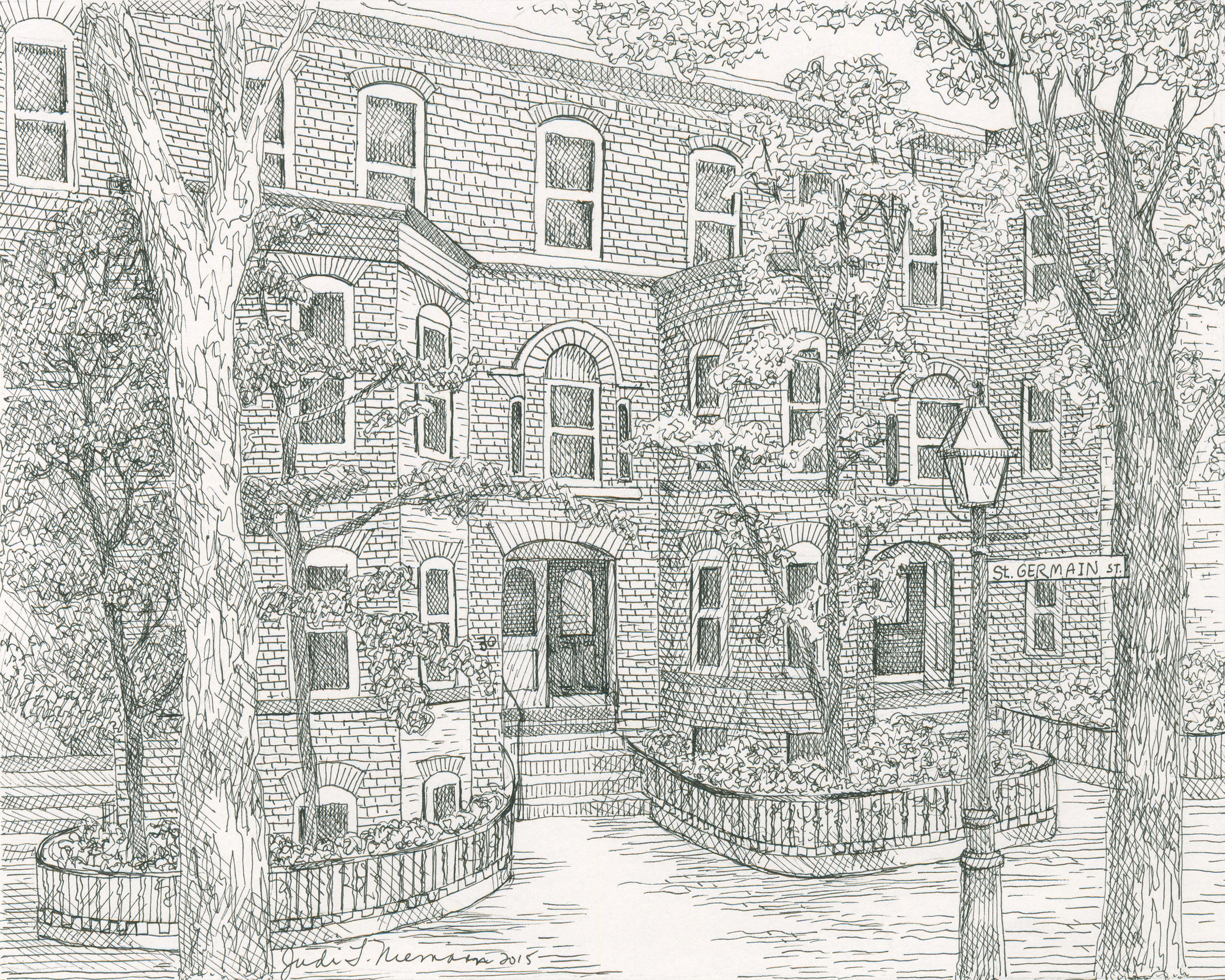 Wedding Present Commission of Home in Boston