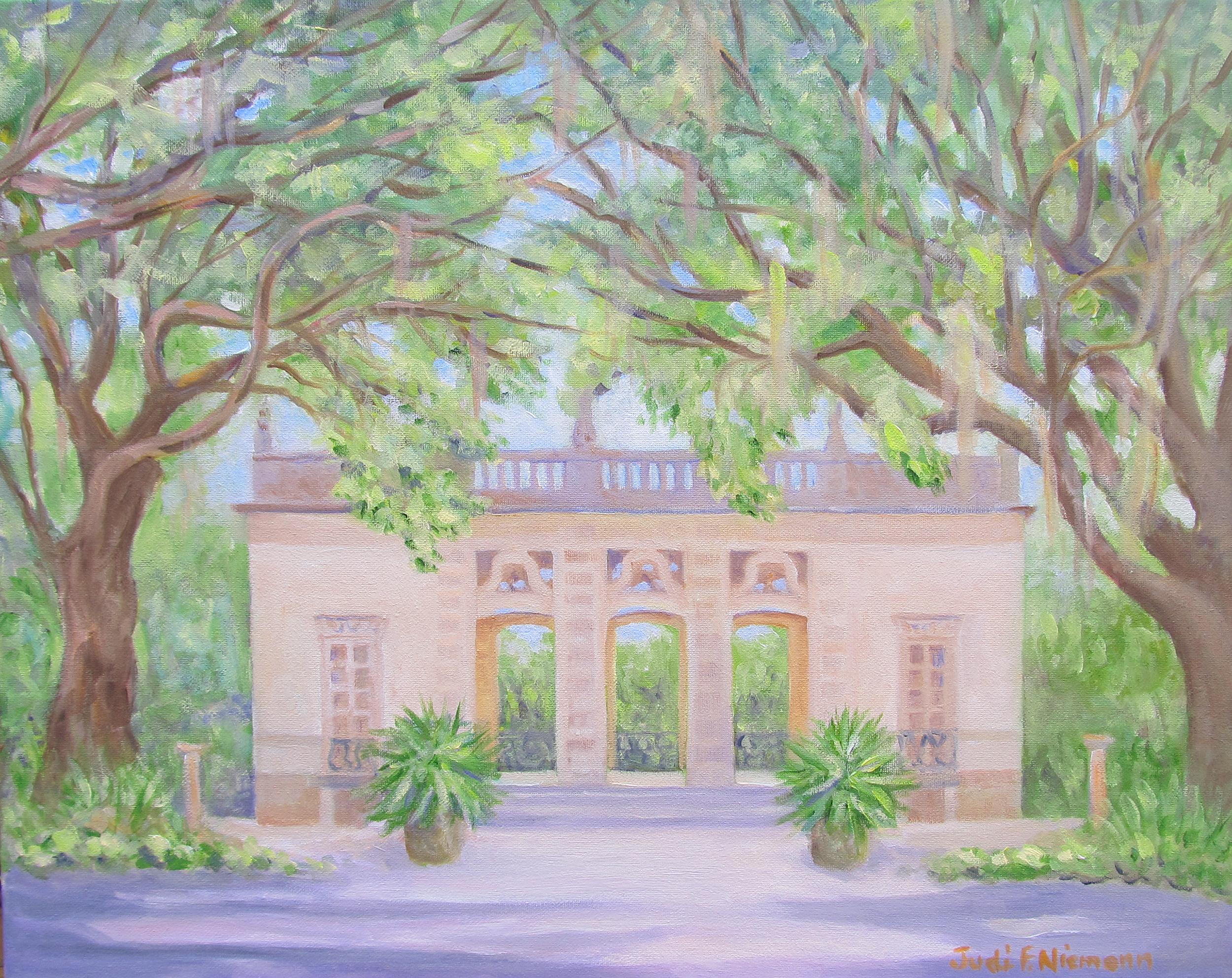 Villa Vizcaya, Florida
