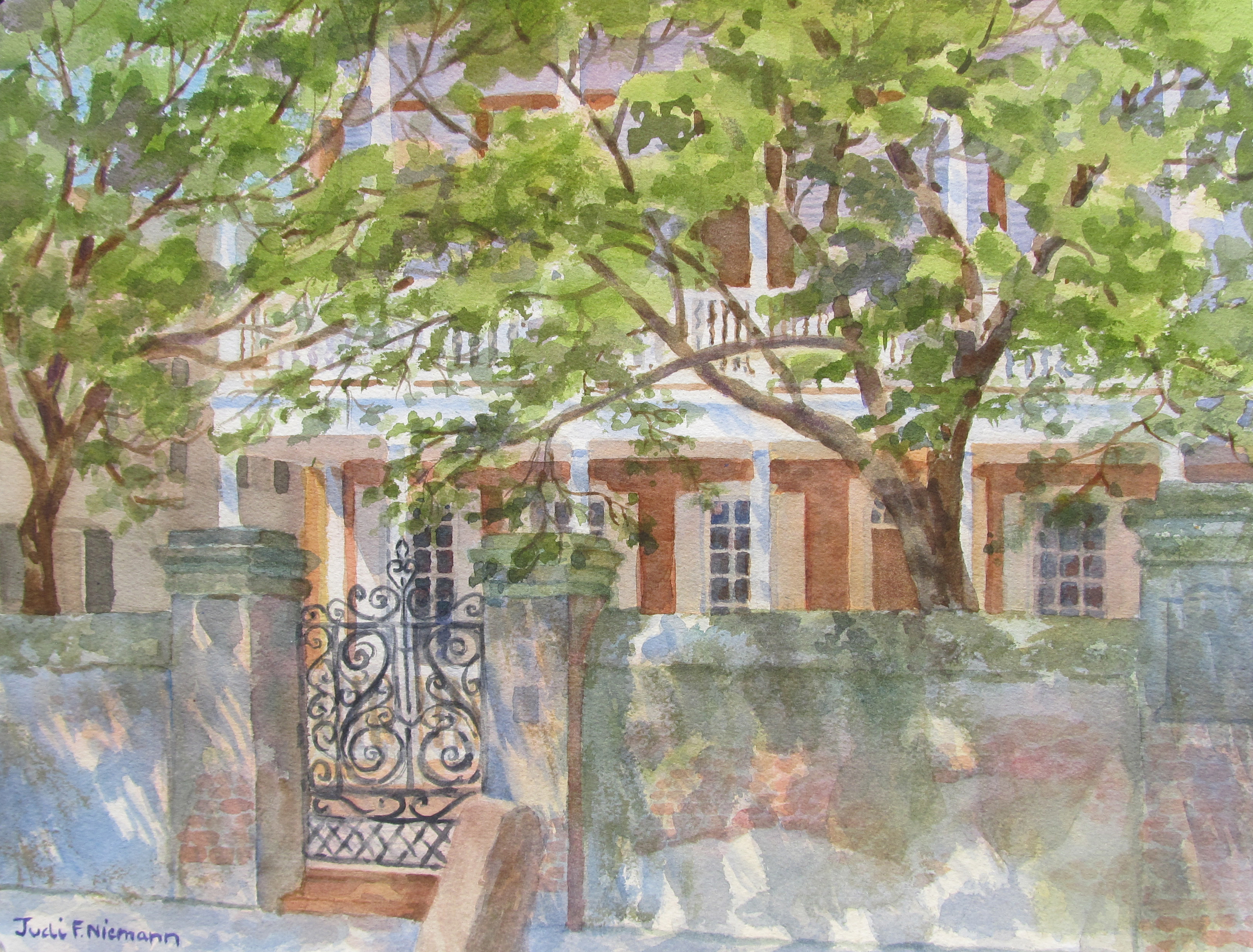 George Eveleigh House, Charleston