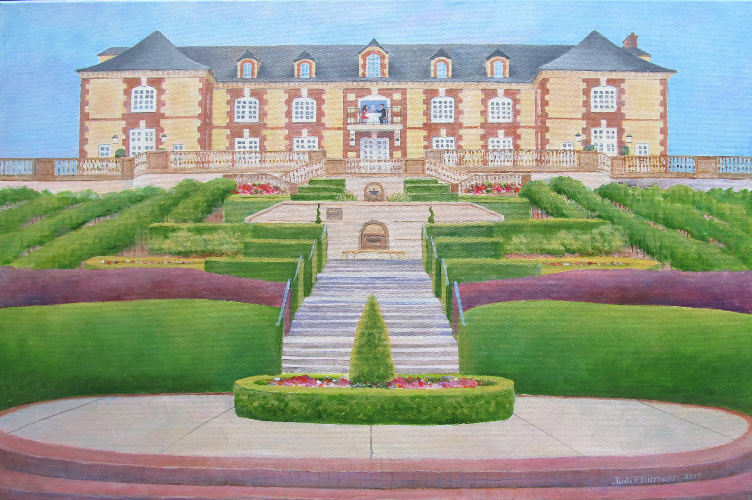 Domaine Carneros Winery, CA