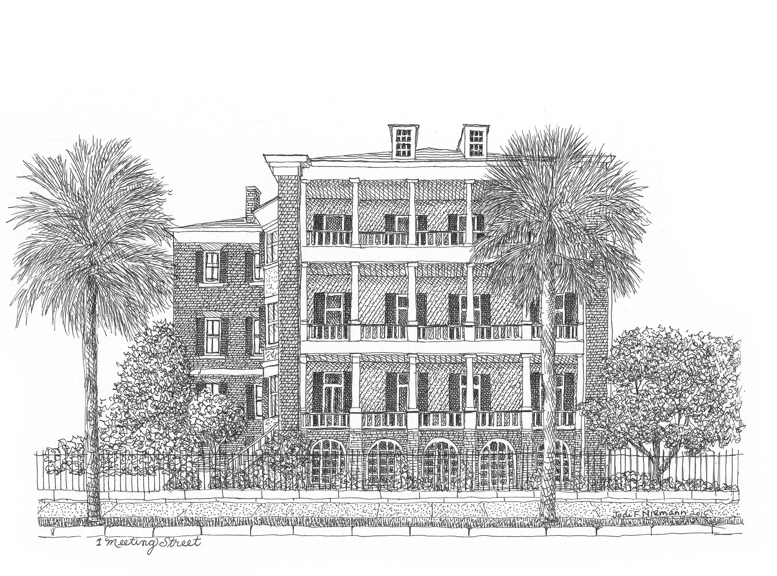 George Robertson House, Charleston, SC