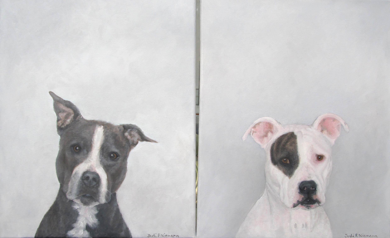 Lola and Roxy