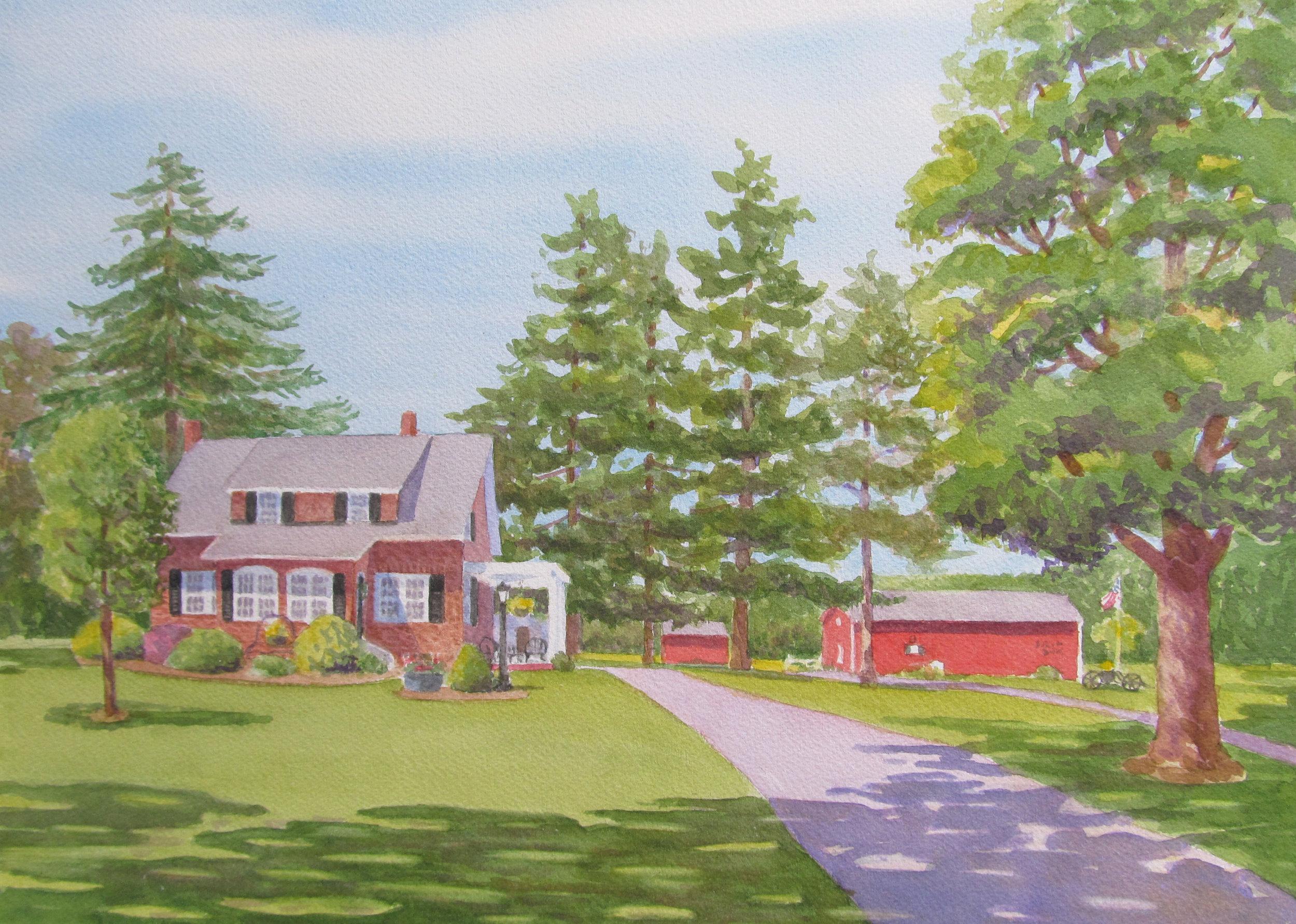 Broad Oak Farm, Michigan
