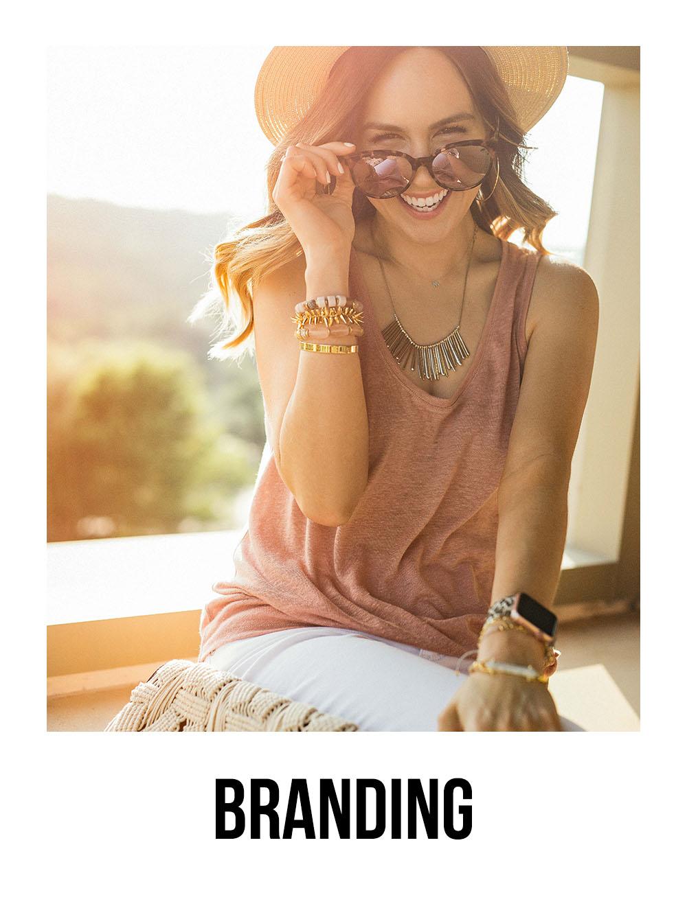 Meet the Bryants Branding - Service