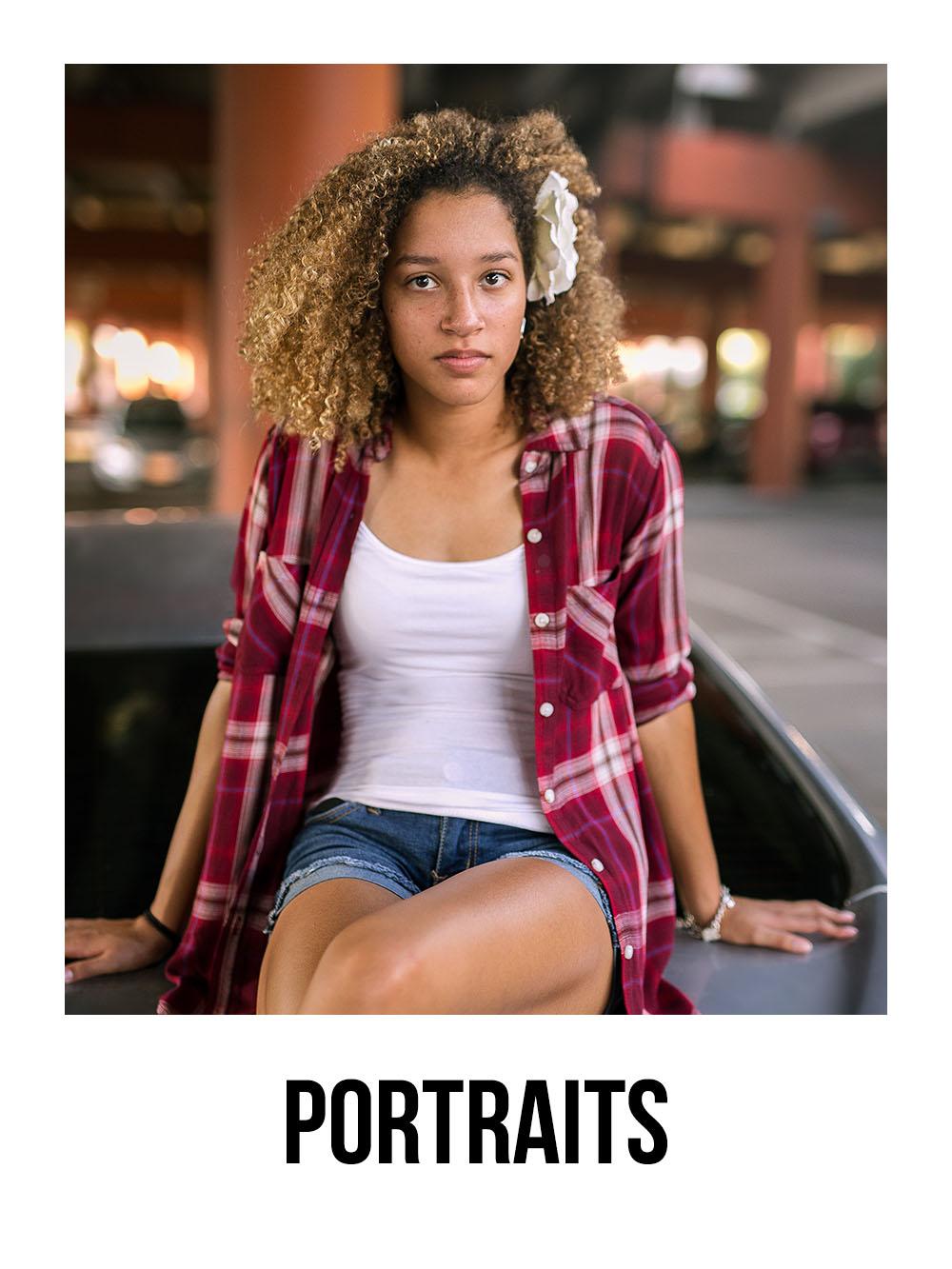 Meet the Bryants Lifestyle Portrait - Service