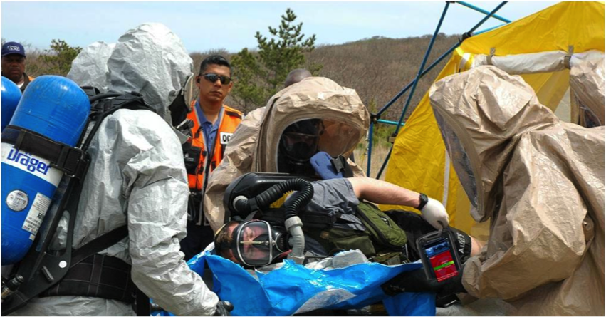 Radioactivity Emergency Response Training