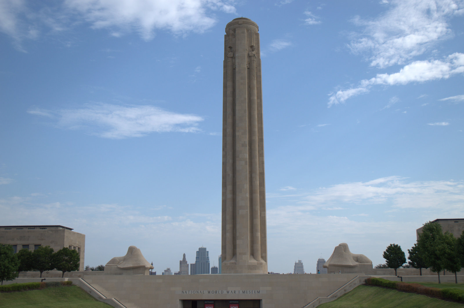 Liberty Memorial and WWI Museum