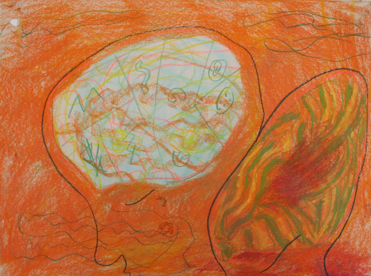 Rachelle Sawatsky, Siamese Thinking, 2014