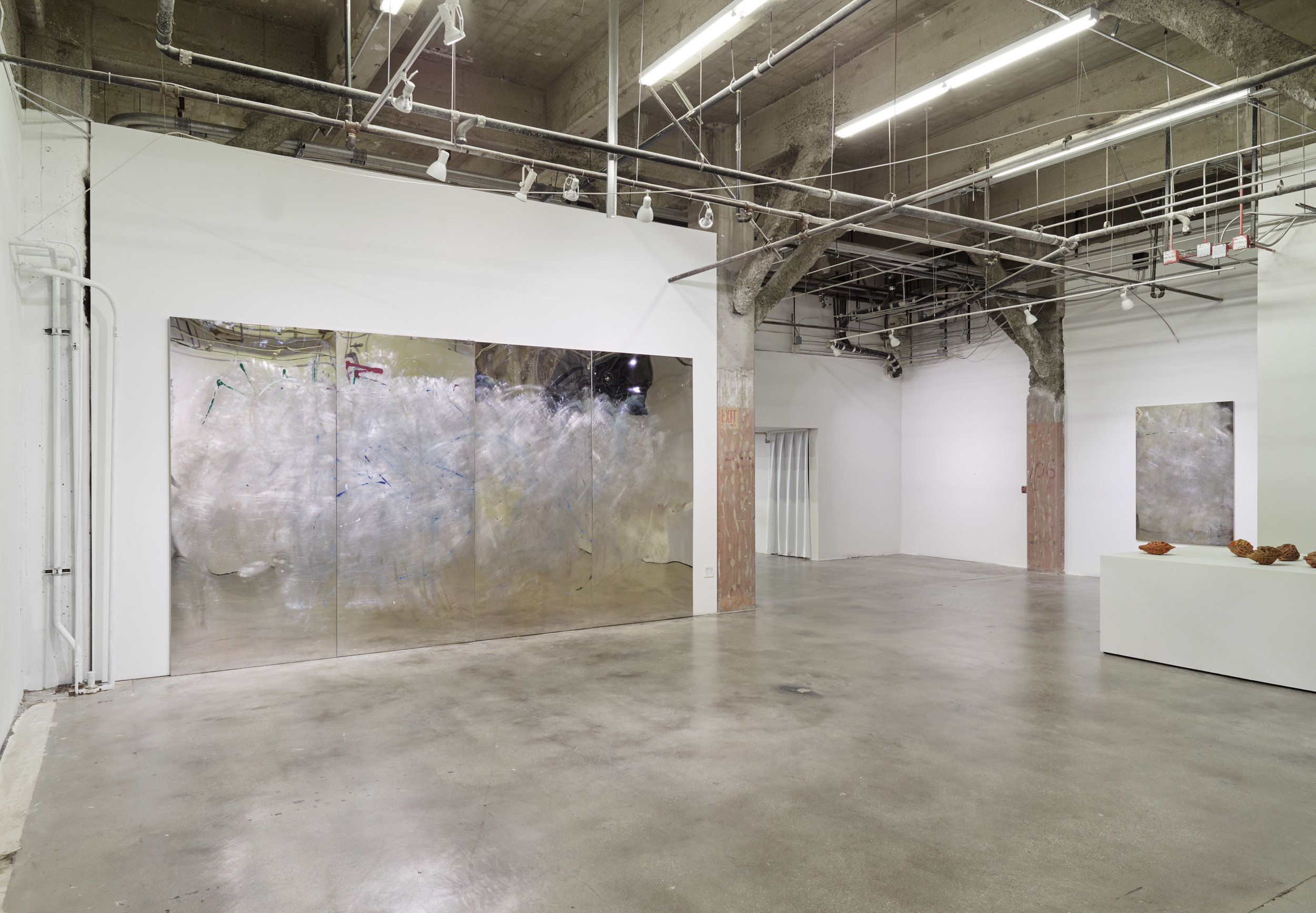 Installation view: Josh Callaghan, LIFEFORCE, Harmony Murphy Gallery, Los Angeles