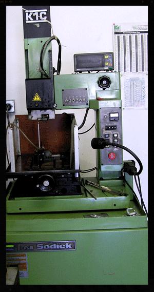 Sodick K1C Small Hole Drill Machine