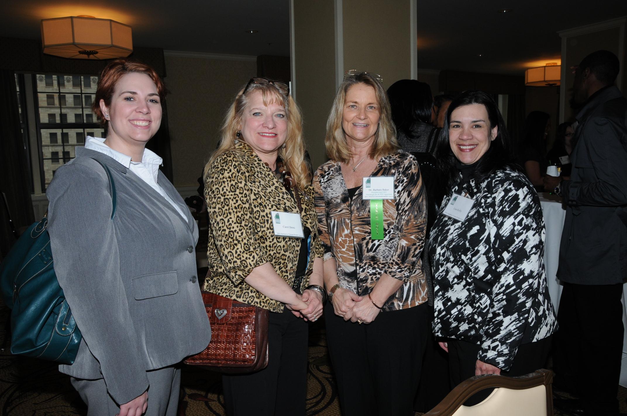 Dr. Barbara Baker, Lisa Kelly & Carol Demi 2.JPG