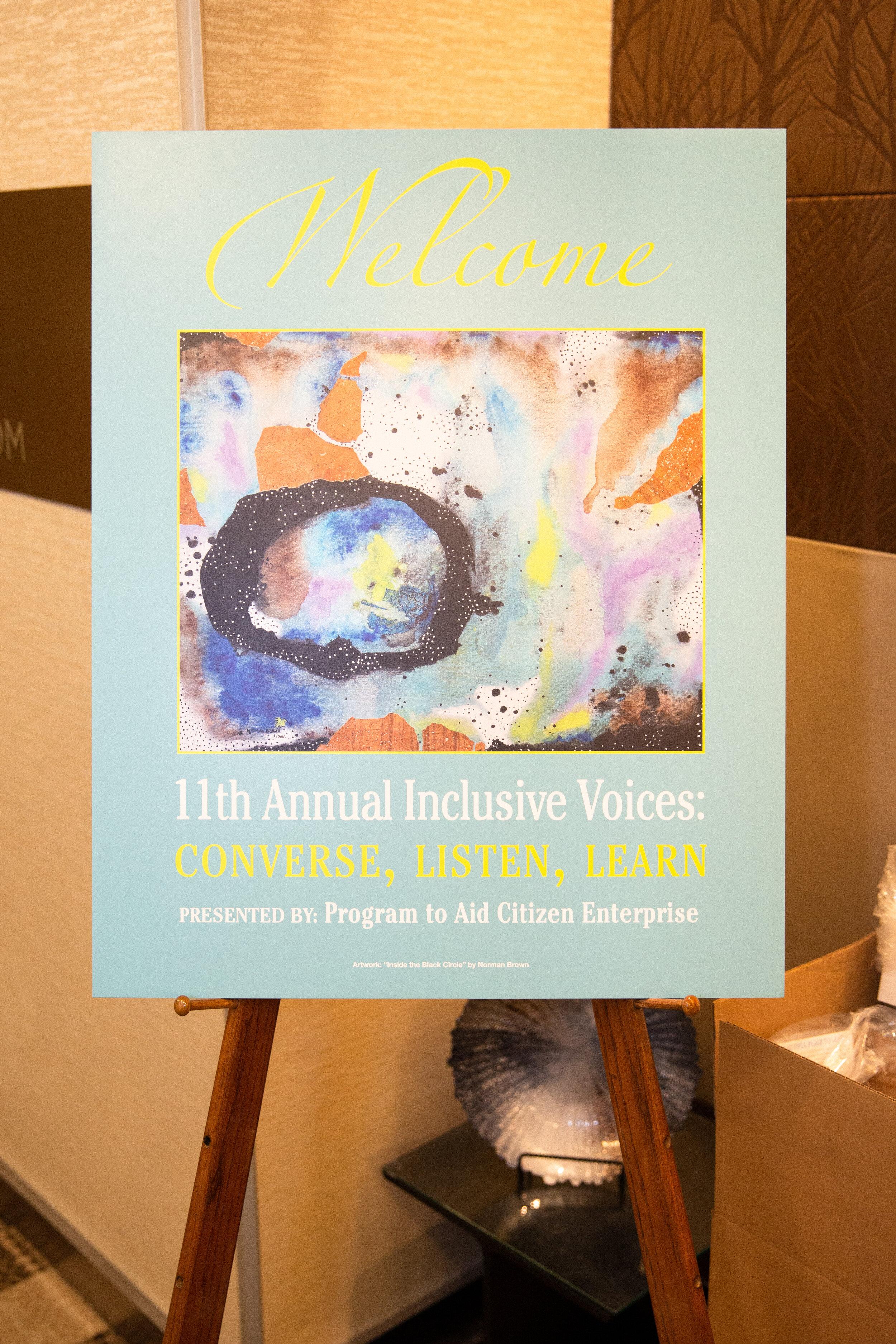 11th Annual Inclusive Voices Program To Aid Citizen