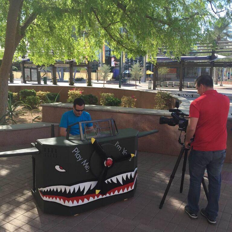 Video  Landon Holzwarth -   Team EvoAZ at  eXp Realty