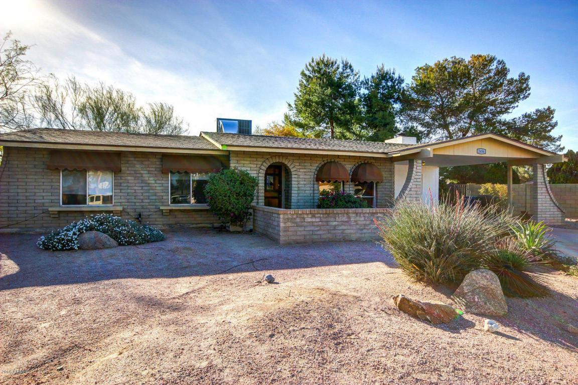 2454 W OBISPO CIR, Mesa, AZ 85202