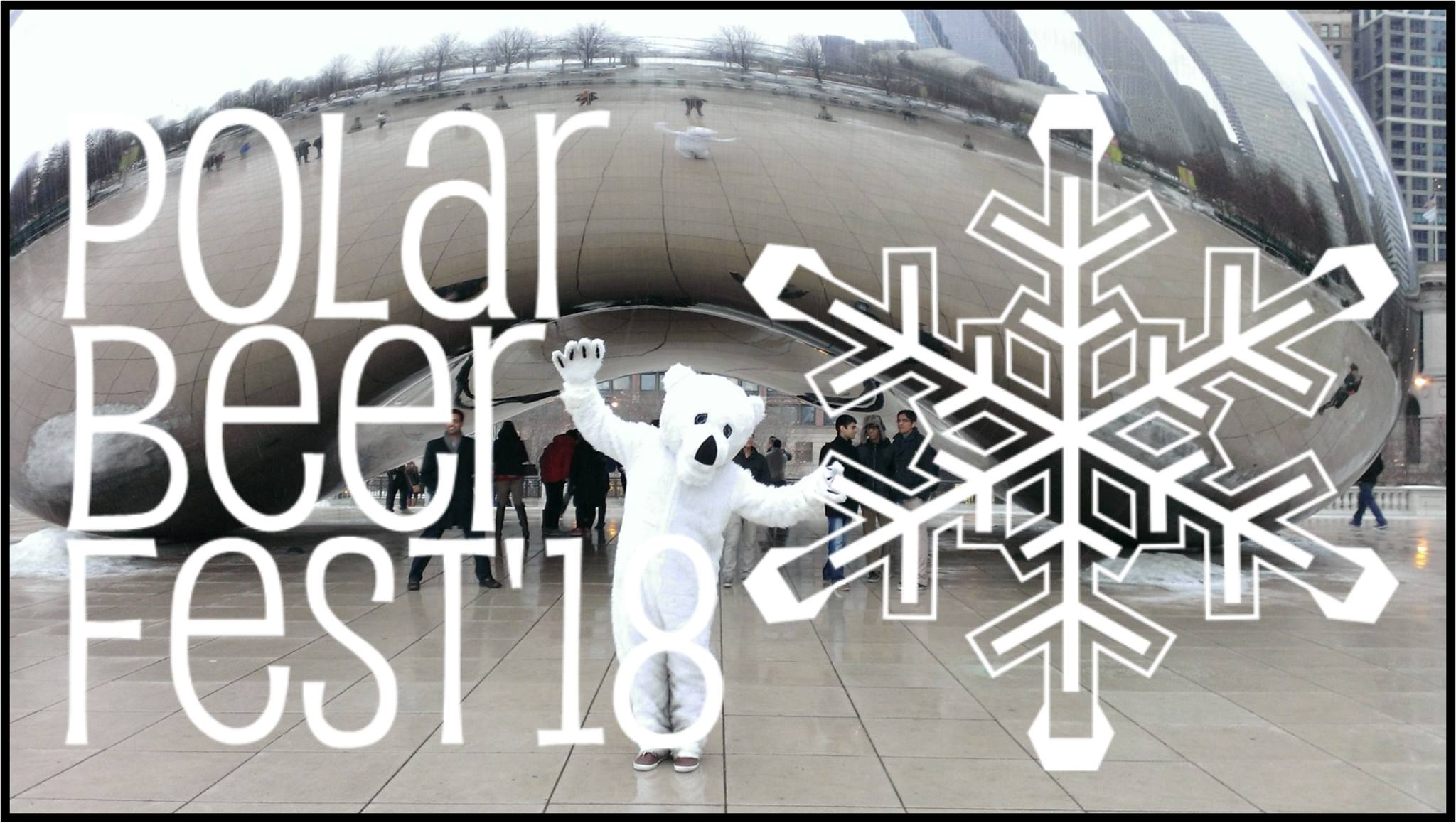 POLAR BEER FESTIVAL IS AN OUTDOOR STRONG ALE FEST FEATURING SAMPLES FROM SOME OF ILLINOIS' TOP BREWERS.   $40 ticket includes beer samples, appetizer station & commemorative glass!    The event will be held on the roof at Rock Bottom, dress warm!   Buy Tickets Here: http://bit.ly/2Fycc45