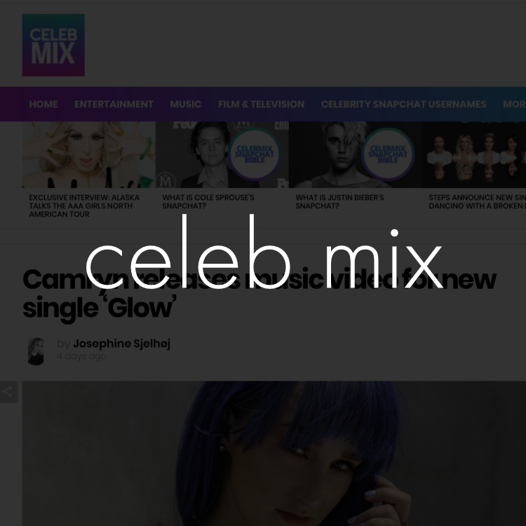 camryn celeb mix
