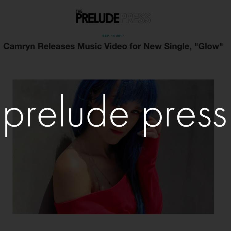 Copy of camryn prelude press