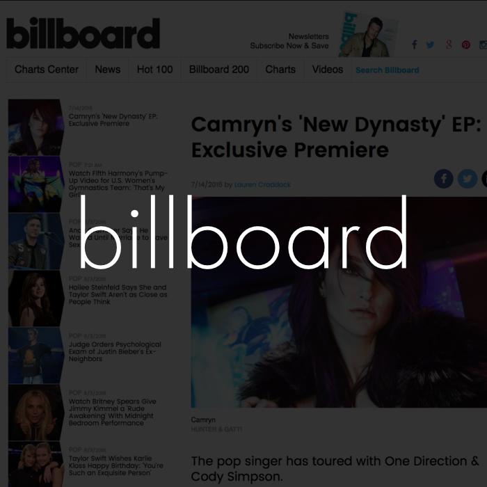 Copy of camryn billboard