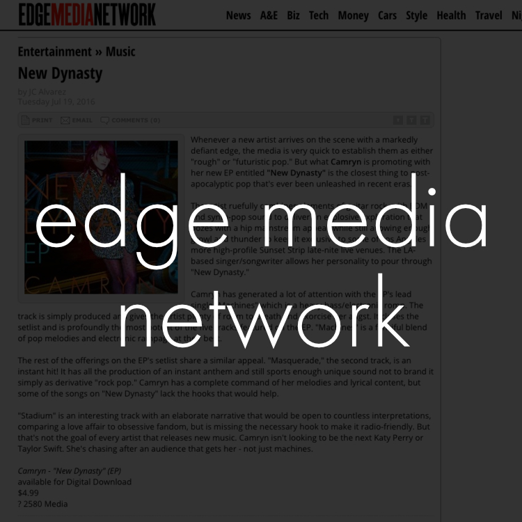 camryn edge media network