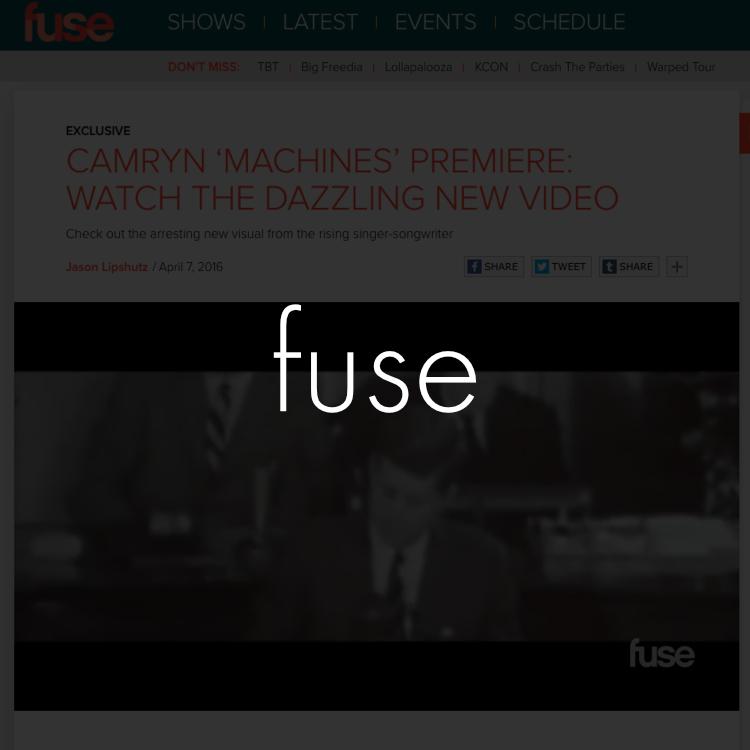 Copy of camryn fuse