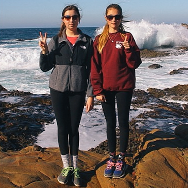 Sydney + Maddie