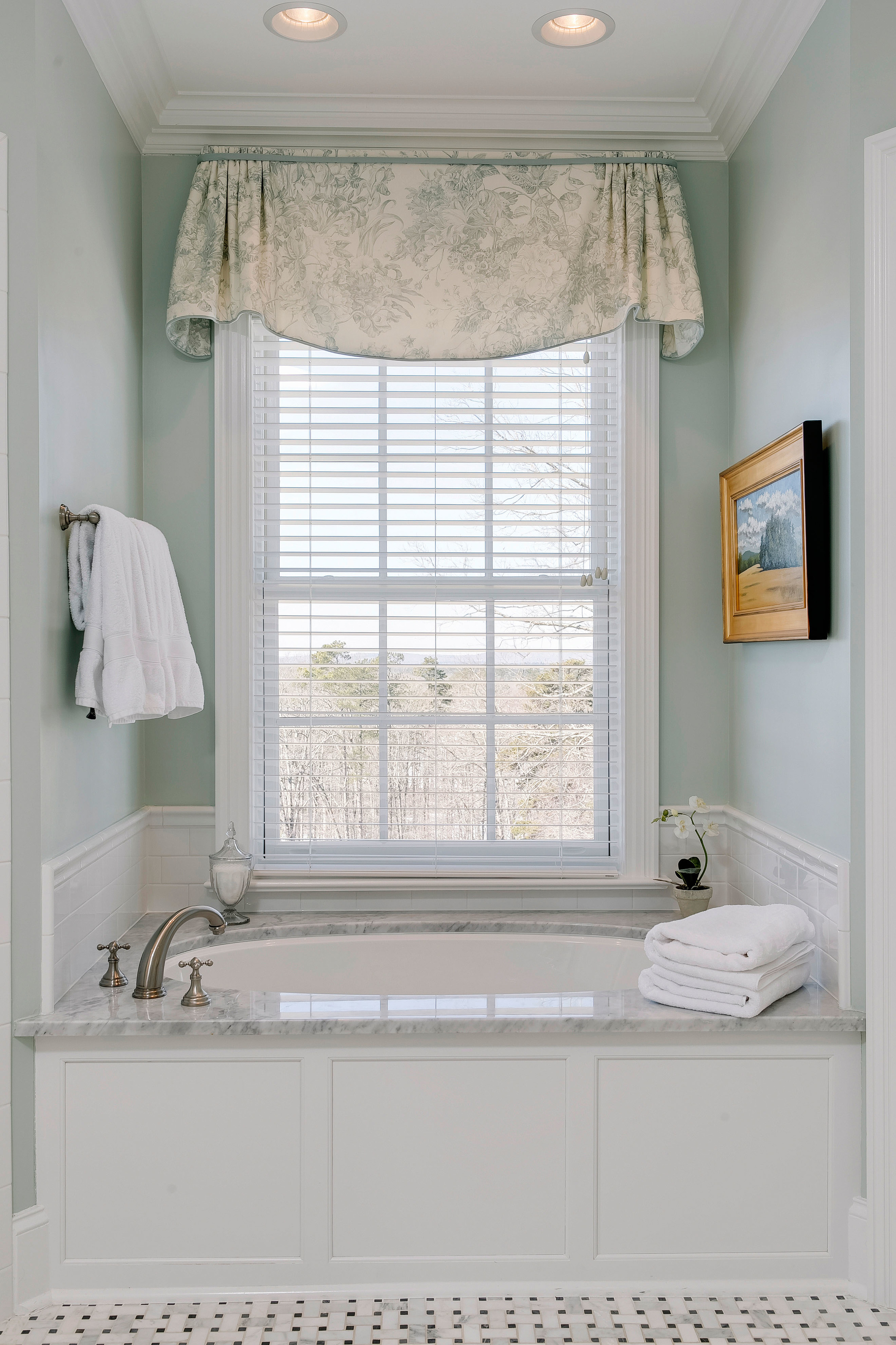 Colonial Hillsid by Palley & Southard Designs