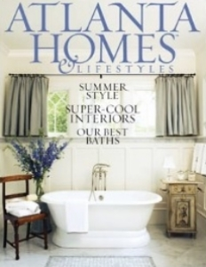 Palley & Southard Designs Featured in Atlanta Homes Magazine