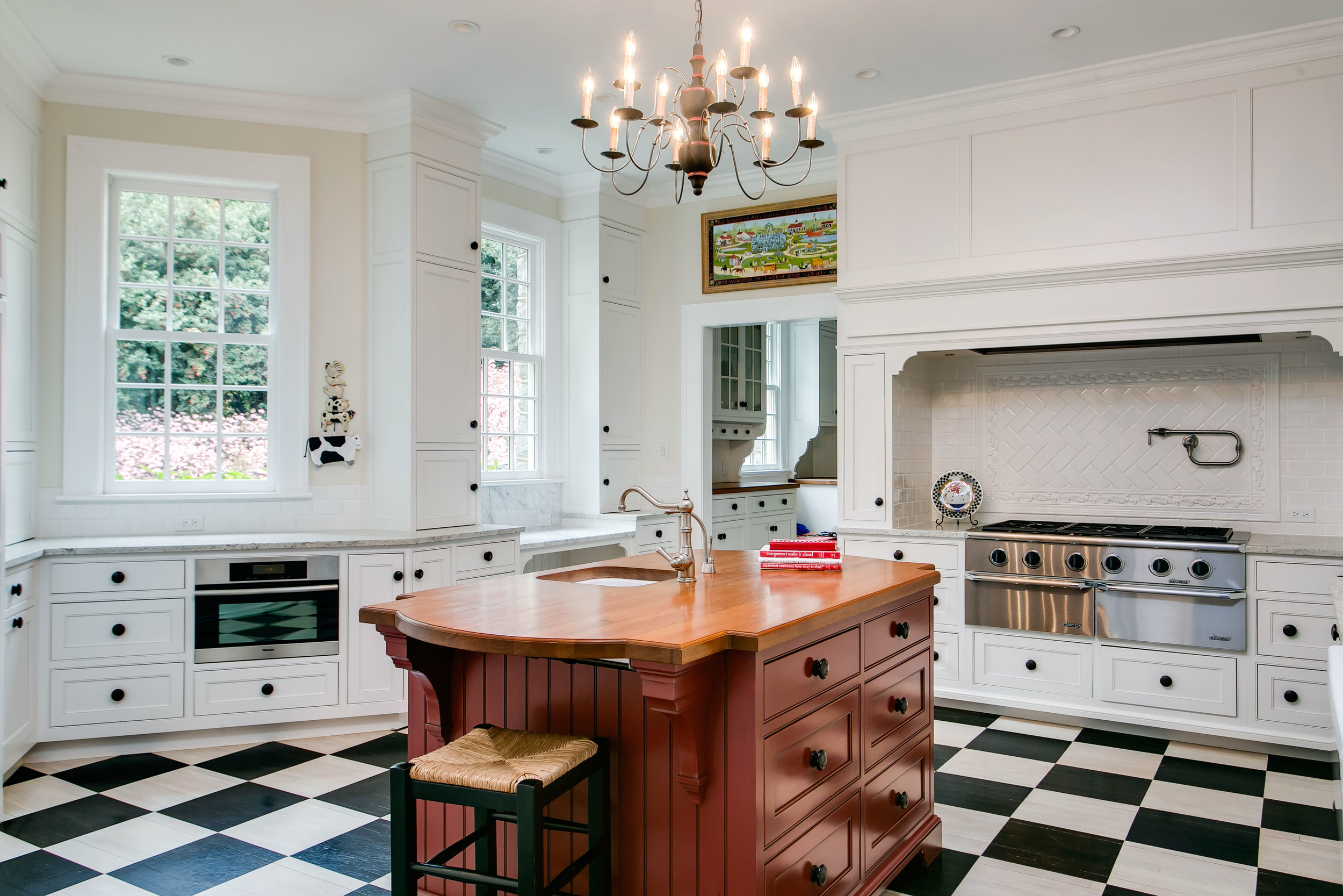 """New England Classic"" by Palley & Southard Designs"