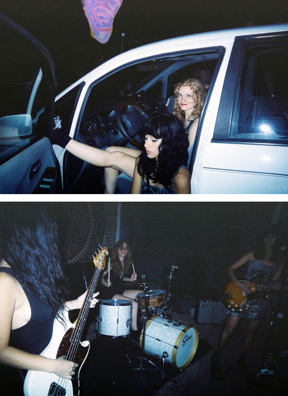 L.A. Witch   Band, Los Angeles