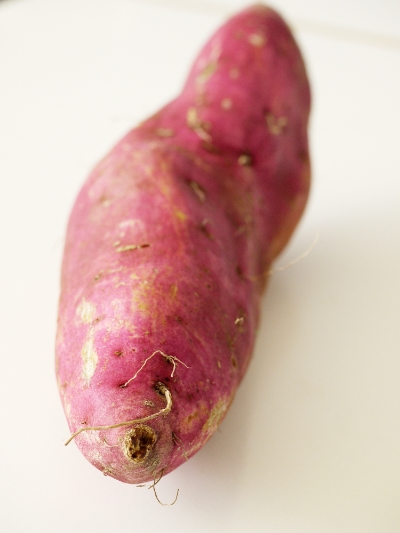 Sweet potatoes are a natural rich source of Vitamin A.