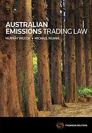 Michael Rennie, 'Australian Emissions Trading Law'