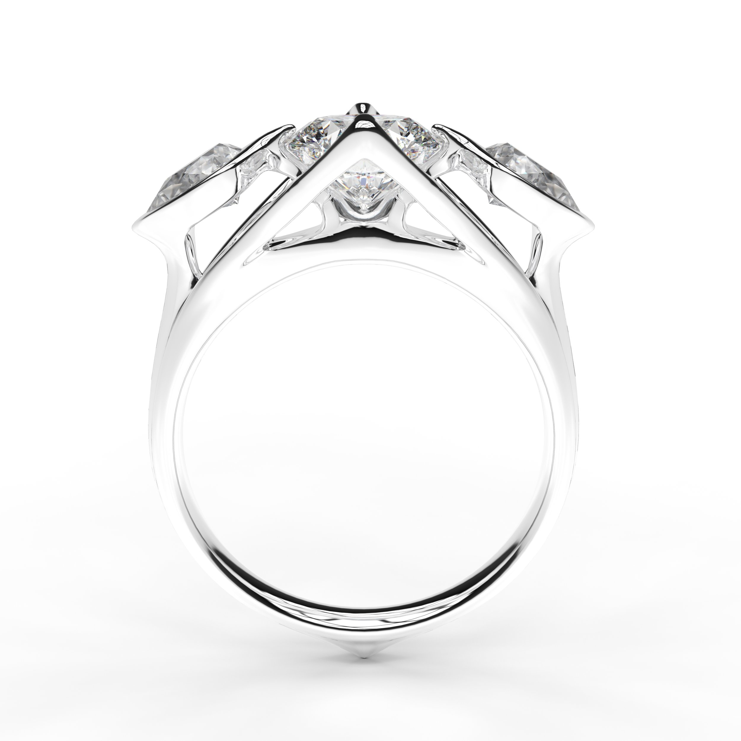 Earth 1 Engagement Ring