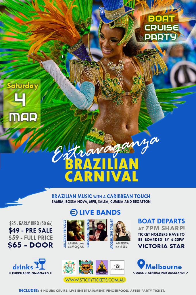 jacqueline gawler brazil carnival boat cruise