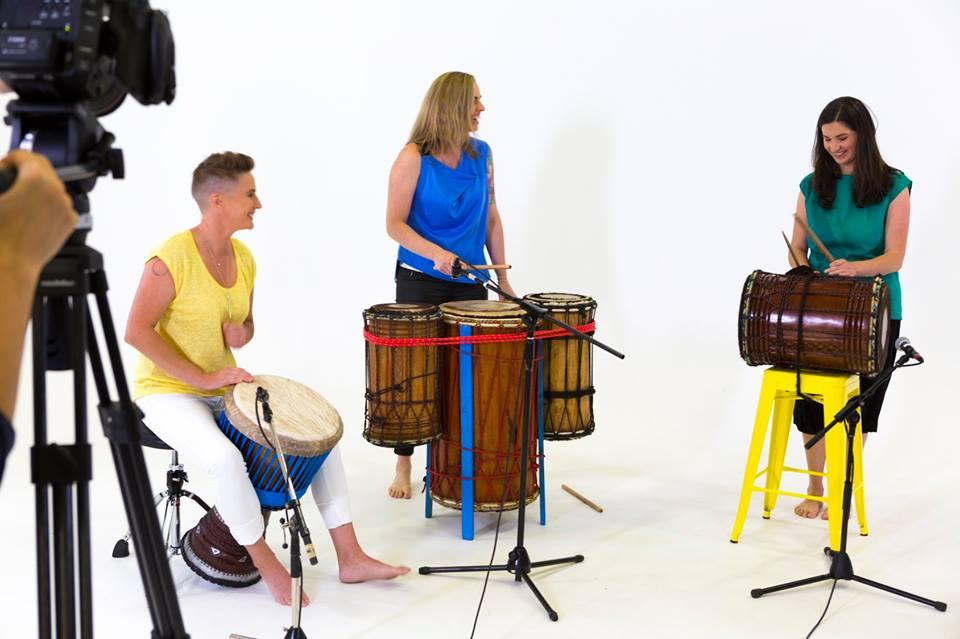 drummergirl video shoot.jpg