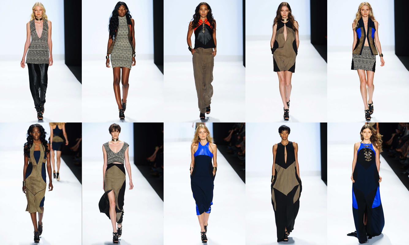 Amanda Valentine Project Runway Collection Spring 2015 RTW  Photos provided by  New York Magazine