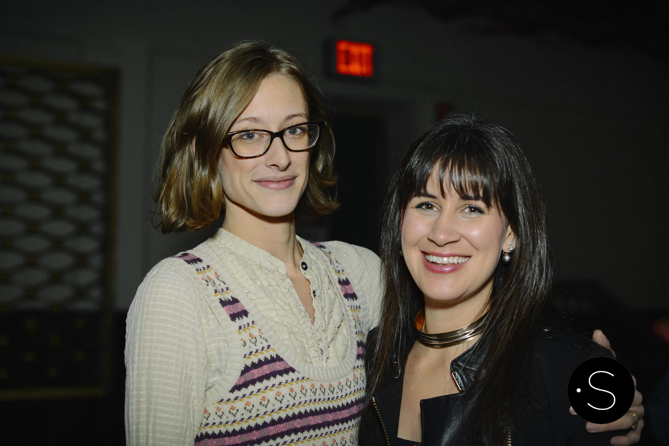 Ashley Owens and Mclaine Richardson