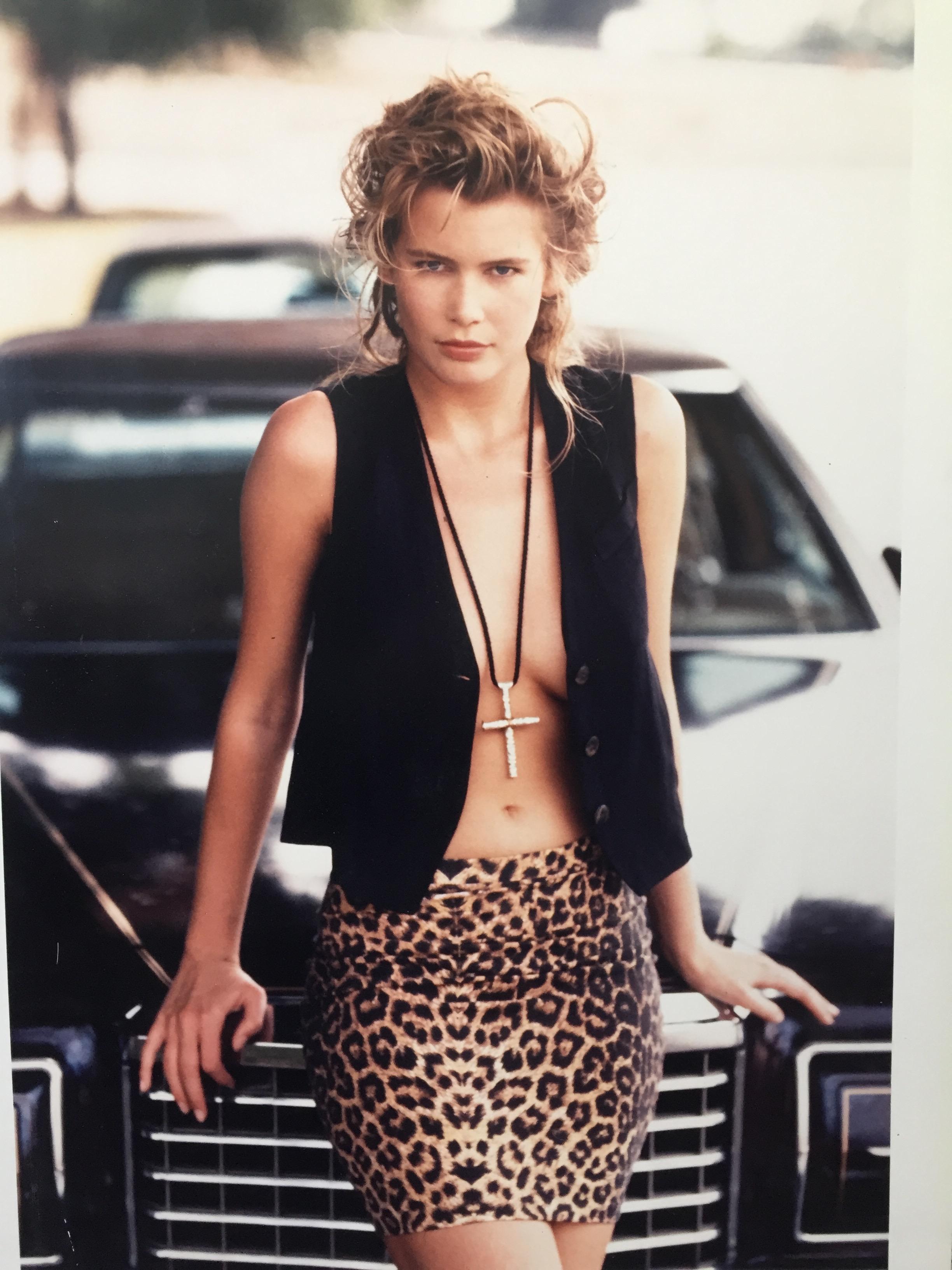 ME Tube Cross,Mademoiselle 1989