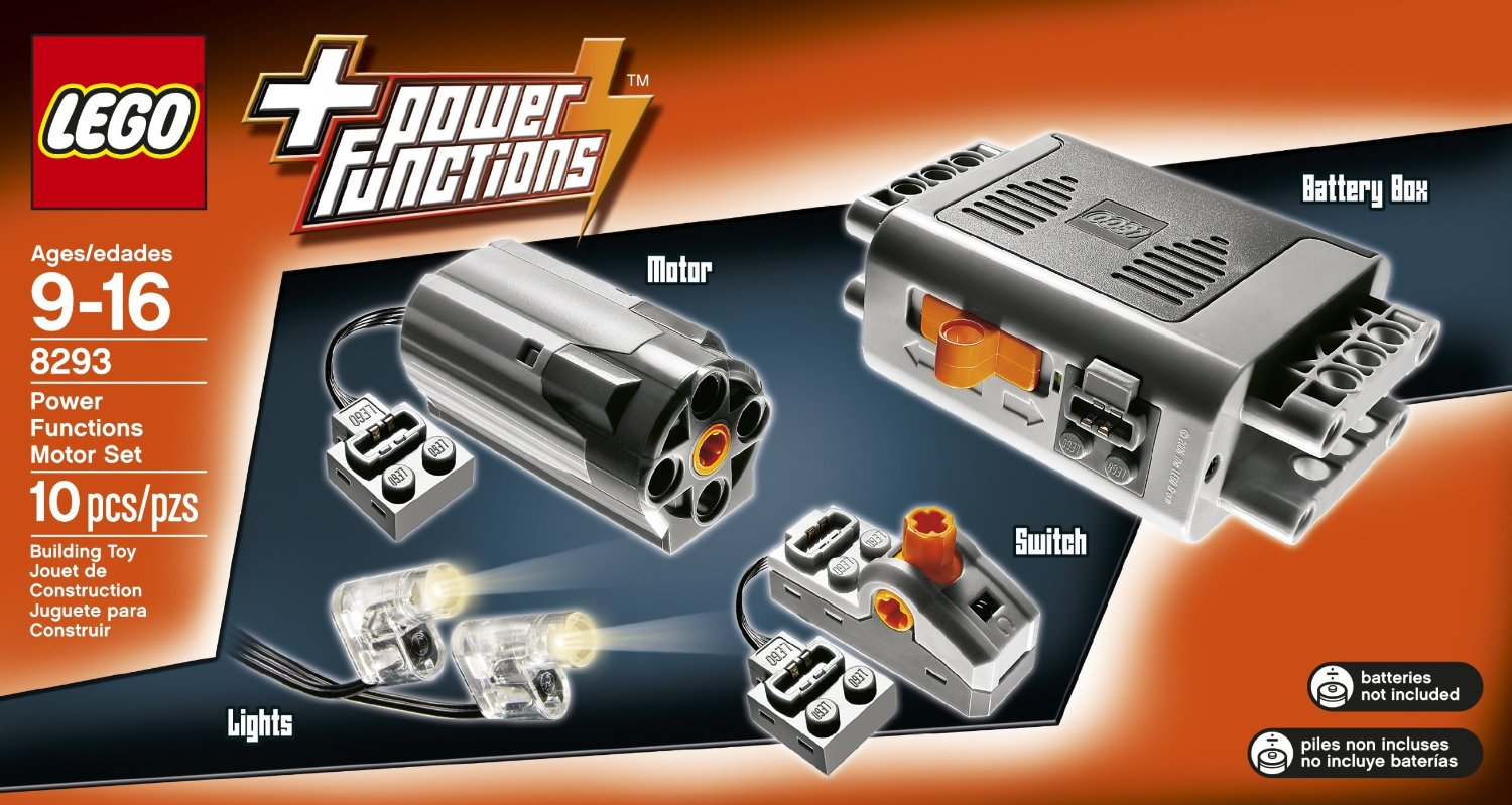 Lego Power Functions Kit