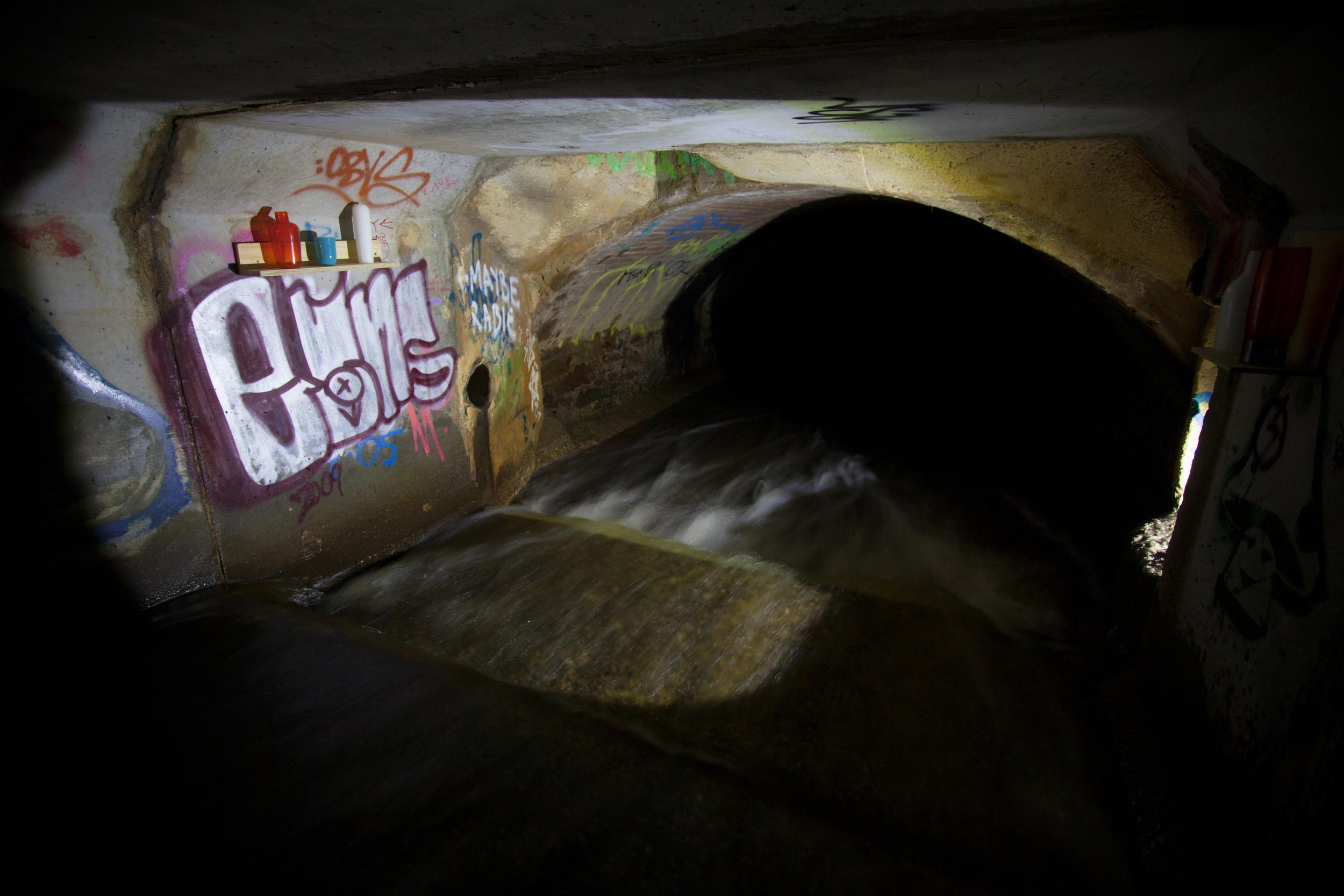 Adelaide drains  Photo credit Faun A Flora