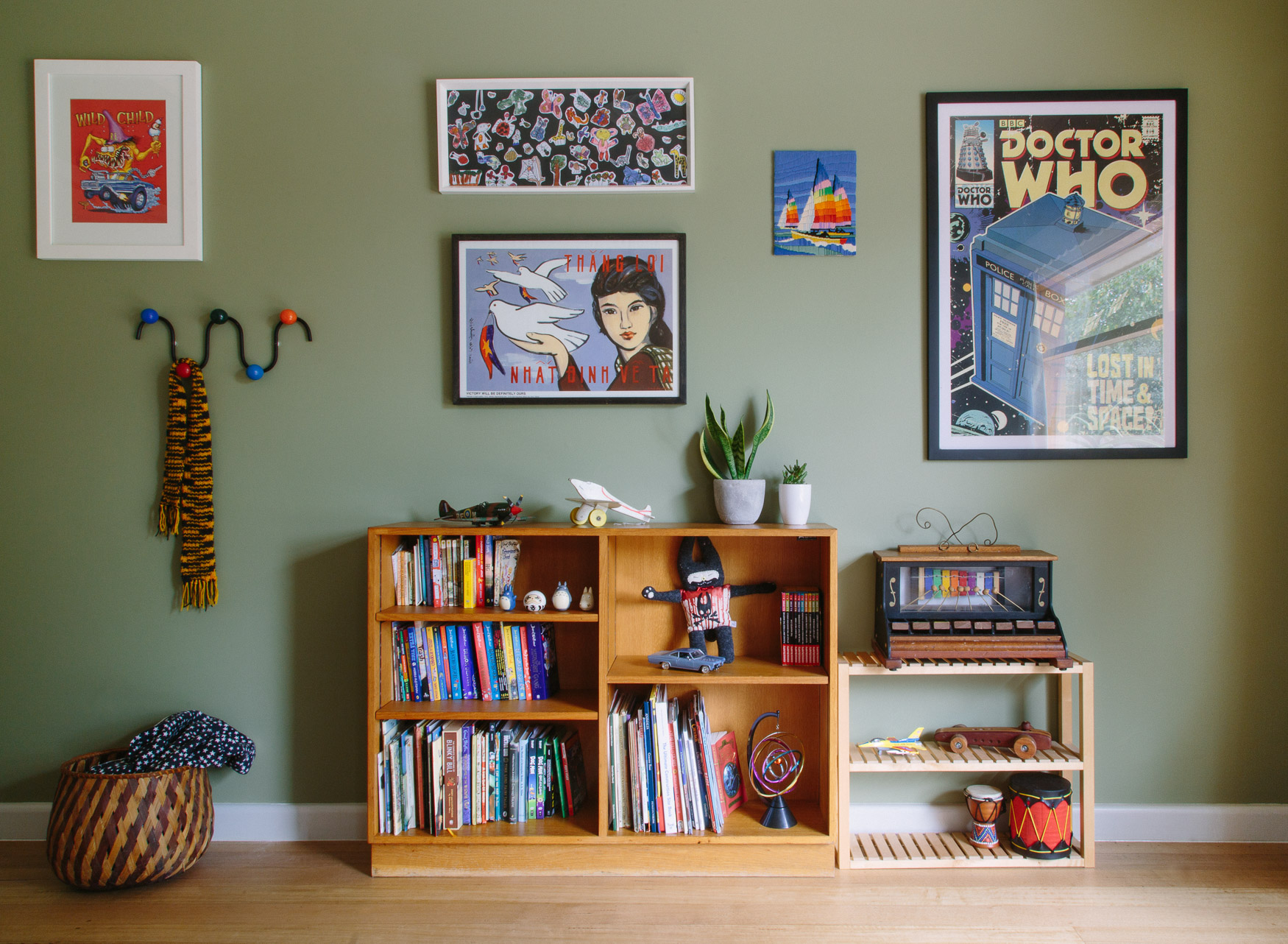 The suite of images above were featured on  The Design Files  - a beautiful mid-century family pad that speaks volumes of the 'character, tenacity and good taste of the people that inhabit it.' Photographs by  Emma Byrnes