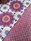 Wingback chair fabric