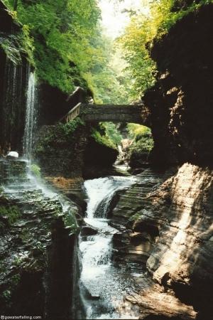 Watkins Glen State Park - Gorge Trail