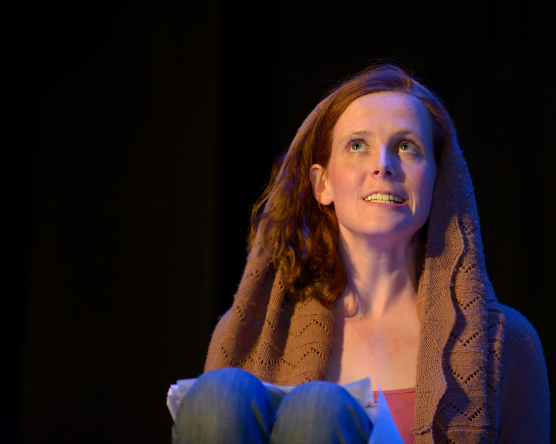 Maggie (Anna O'Donoghue) Seven Devils Playwrights Conference, 2012