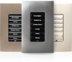 Control4 Lighting Keypads