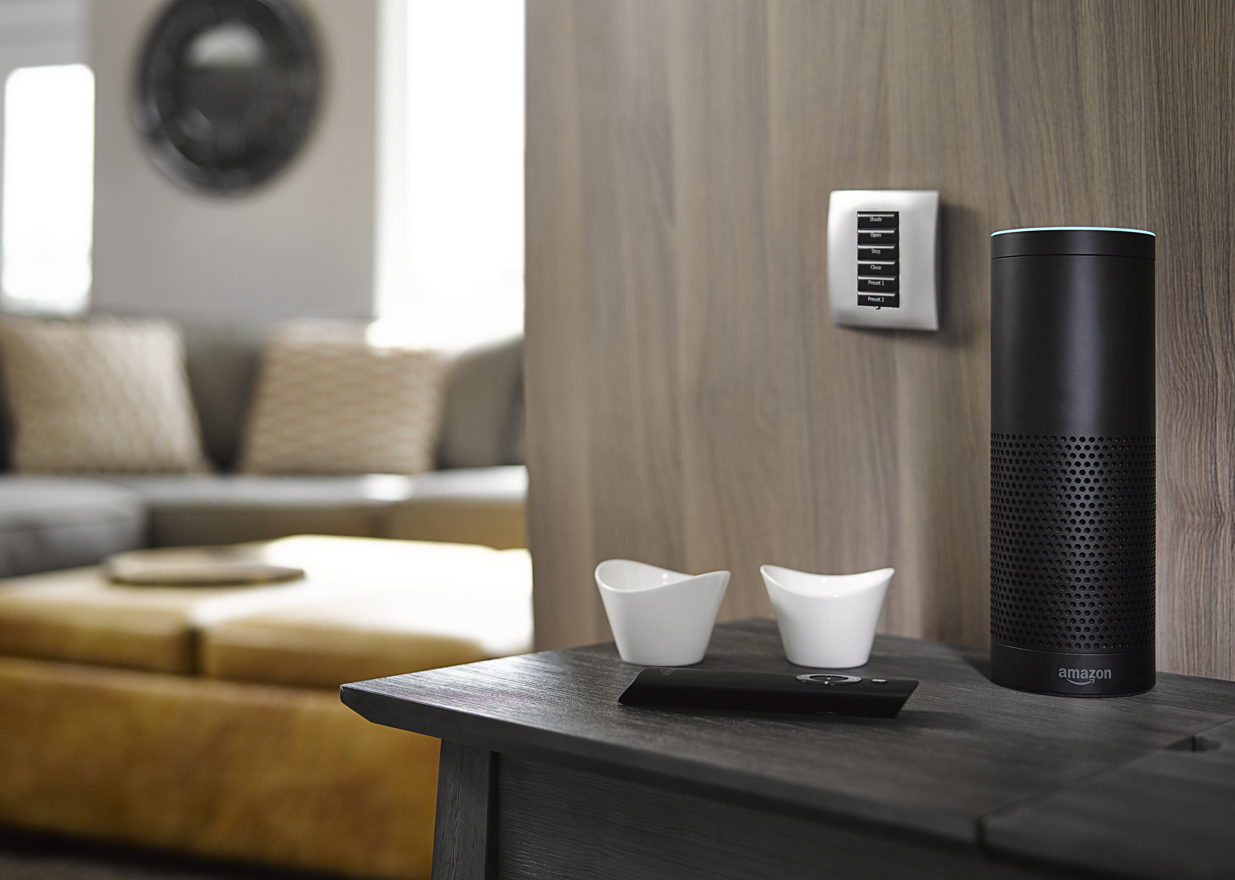 Alexa Voice Controlled Lighting