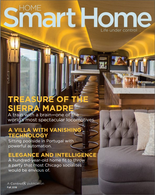 Download The Control4 Magazine For Free From Smart