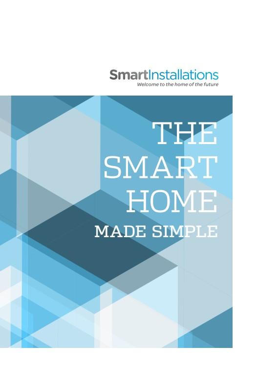 Smart Installations latest brochure.