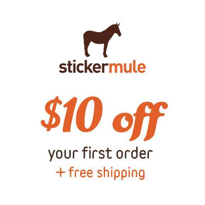 Stickermule Discount