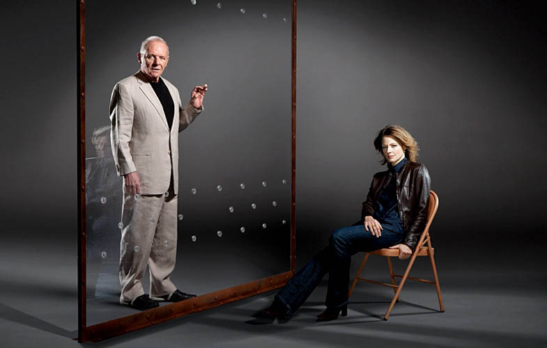 Anthony Hopkins & Jodie Foster | The Silence of the Lambs