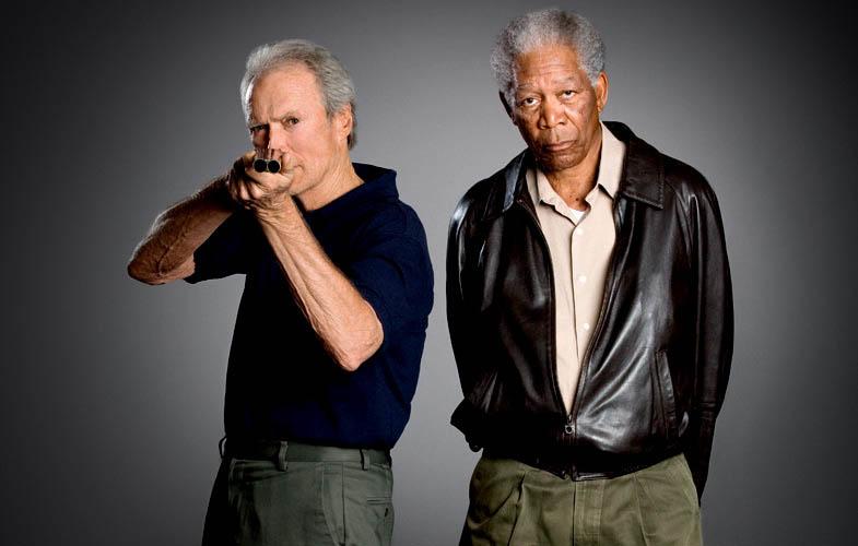 Clint Eastwood & Morgan Freeman | Unforgiven